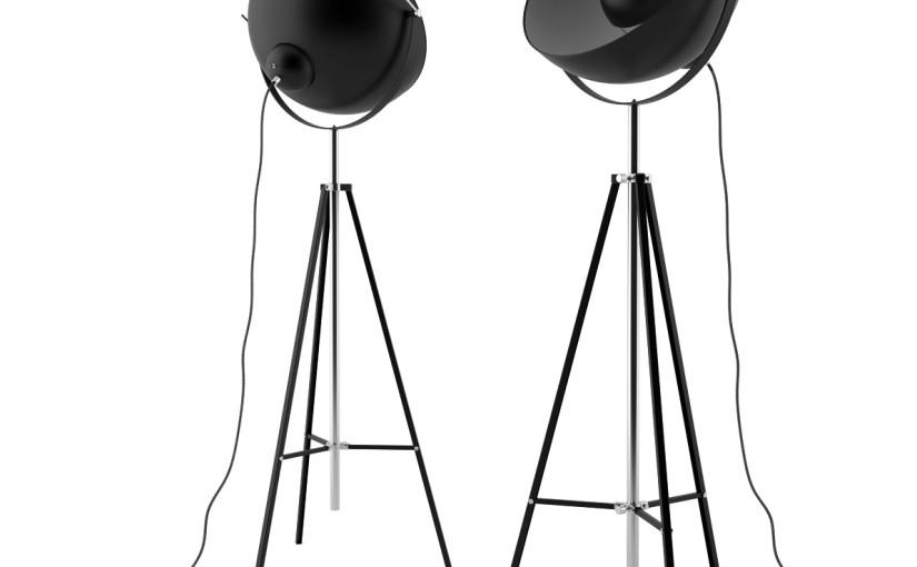 Lampy na trzech nogach, Trójnogi, Tripody – jak zwał tak zwał:)