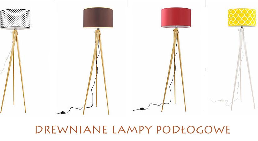 Drewniane lampy podłogowe – ponadczasowe oświetlenie