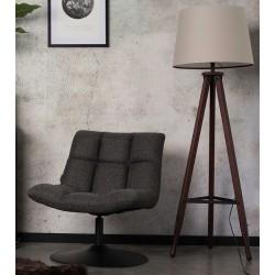 Stylowa lampa na trzech nogach RIF marki Dutchbone