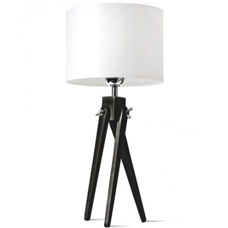 Trójnożna lampa stołowa LW16 (BLACK&WHITE)