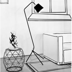 Designerska lampa podłogowa BARCELONA