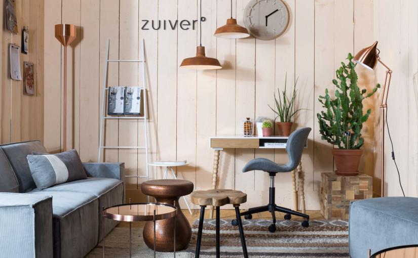 Lampa podłogowa TRIPOD – topowy produkt marki Zuiver